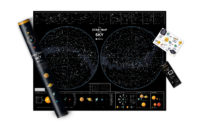 Star Map of the Sky 1DEA.me plakat niebo mapa prezent