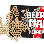 europe beer cap piwna mapa map kapsle www_4